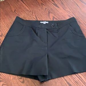 Ann Taylor Black Shorts